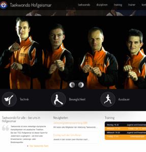 IT-Service Müller bringt die Abteilung Taekwondo der TSG-Hofgeismar ins Netz
